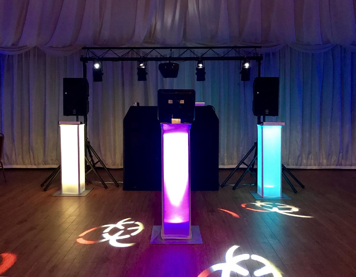 SouthSound Disco Setup with Karaoke in Chatham Kent
