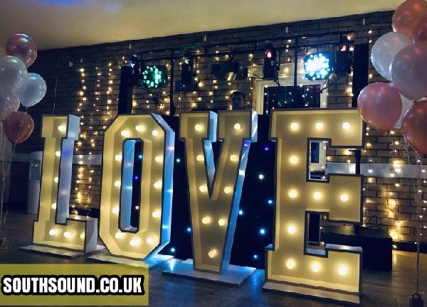 SouthSound Disco Weddings