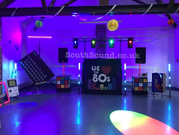 80s Themed Party - 2019