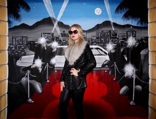 VIP Red Carpet photography background